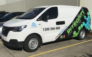 Integrity Security Mobile Van